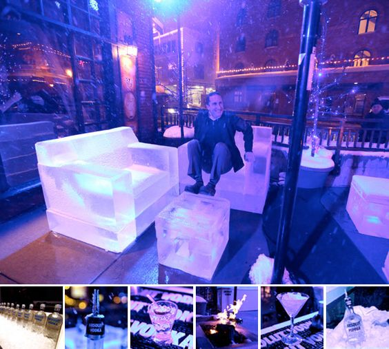 Absolut party at Sundance