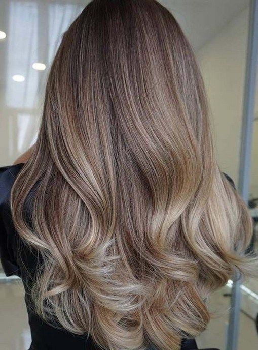 42+ Balayage Hair Color Ideas for Brunettes in 2019,2020