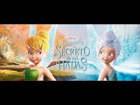 Tinker Bell Y El Secreto De Las Hadas Peliculas De Disney Dibujos Animados Completos En Espanol Youtube Peliculas De Disney Dibujos De Disney Disney