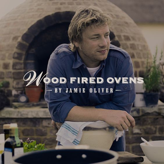 Jamie Oliver's Wood FIred Ovens by Kane + Associates , via Behance
