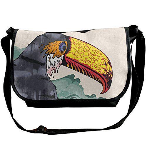 Wild Pair Flap Closure Cross Body Bag