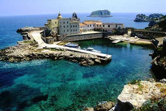 Isola ди Pianosa: