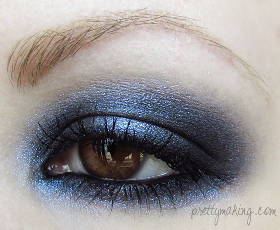 Prettymaking: EOTD: Born To Be Blue