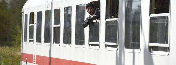 Plan der Bundesregierung: Sonderzüge sollen Flüchtlinge aus Österreich abholen  Von Andreas Ulrich