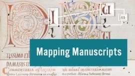 Mapping Manuscripts | Text Technologies