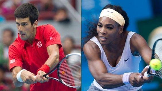 Serena Williams y Djokovic nombrados campeones mundiales 2015