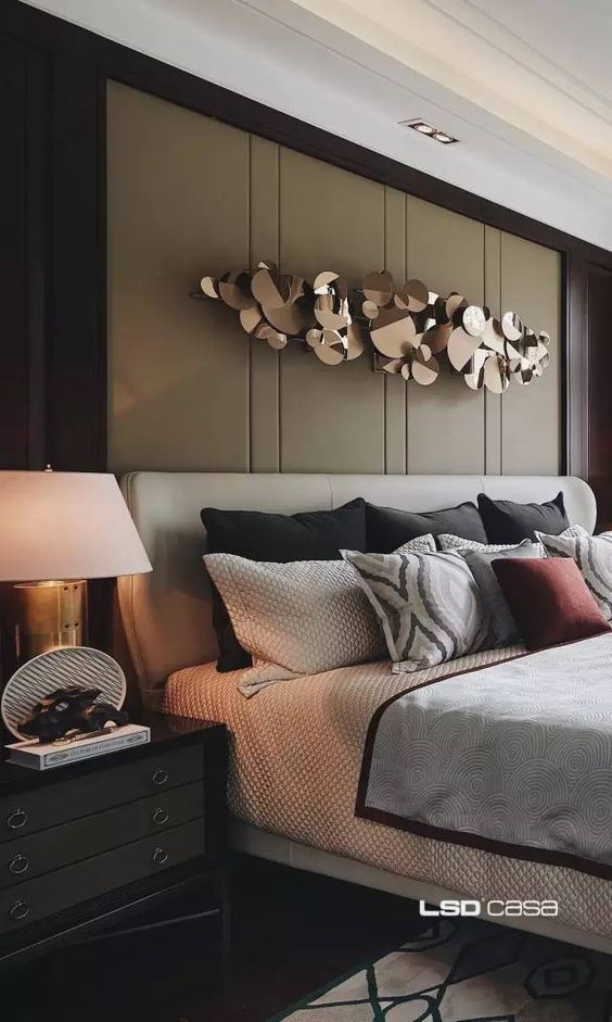What Is Hot On Pinterest Mid Century Bedroom Ideas Bedroom Bed
