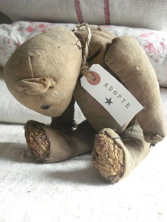 ♡Prim bear