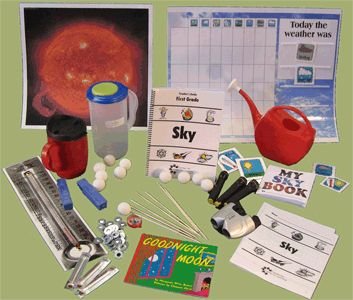 First Grade Earth/Space Science Kit - Sky