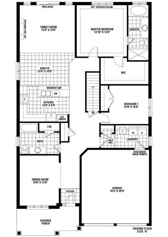 Bungaloft house plan   cathy    s skaters   Pinterest   House plans    Bungaloft house plan