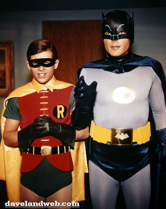 60s tv shows | Davelandblog: Screen Gem Saturdays: Batman—60's Campy Fun