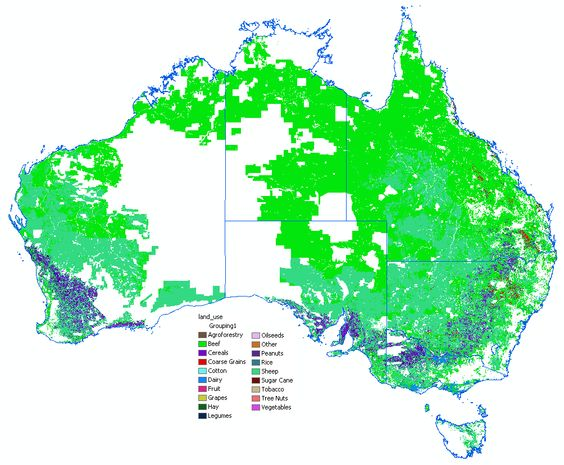 Best ideas about Resources Map Australia Natural and Natural – Population Map of Australia
