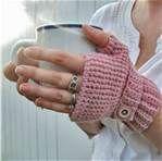 fingerless gloves crochet pattern - Bing Images