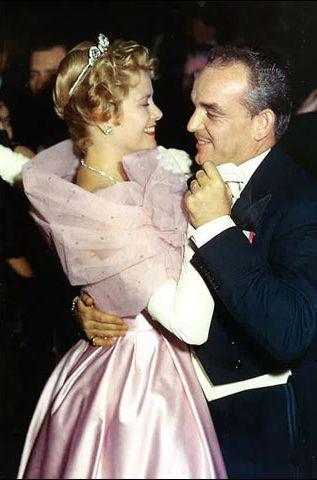 Maggy Rouff - Couture - Robe de Bal - Princesse Grace - Palais de Monaco - 1957-60