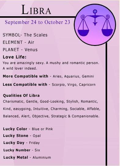 Libra Horoscope Today Luck