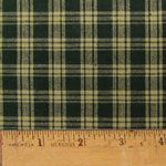 Green 4 Homespun Cotton Fabric