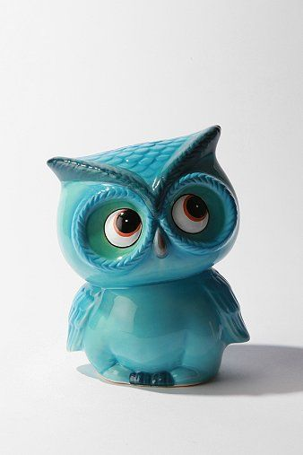 Leo The Owl Bank - Urban Outfitters
