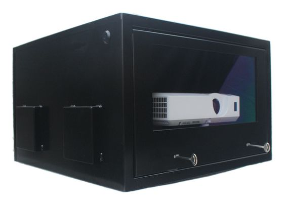 environmental projector enclosure boxes
