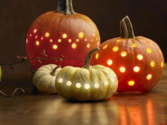 Quelle déco Halloween pour l'extérieur?