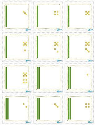 Cartes barres et cubes