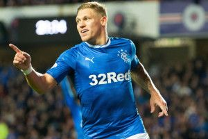 Rangers 5  0 Queen of South: Martyn Waghorn hits hat-trick