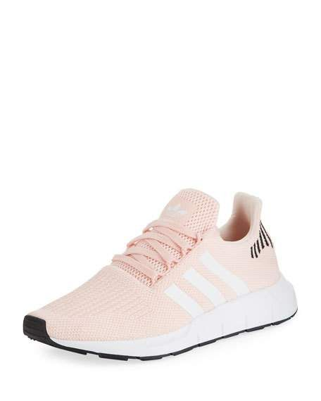 Adidas Women's Swift Run Trainer Sneakers, Icey Pink | Adidas ...