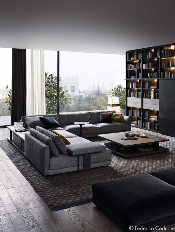The Best Of Luxury Sofa Design In A Selection Curated By Boca Do Lobo To Ins Modern Apartment Living Room Apartment Living Room Design Living Room Decor Modern