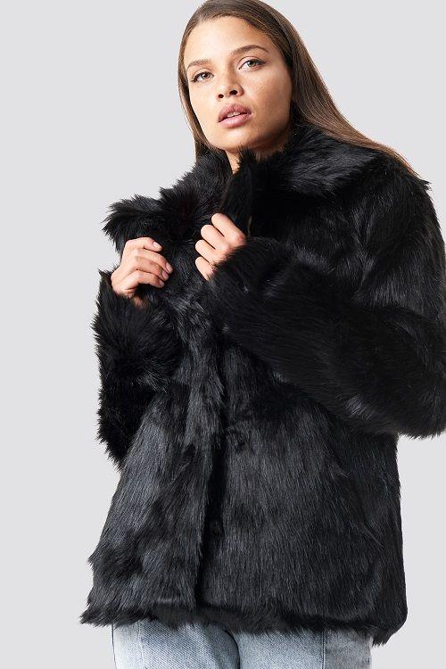 Black Faux Fur Coat Women S Black Faux Fur Coat Fur Jacket Women Black Faux Fur Coat Women Womens Faux Fur Coat