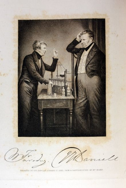 Michael Faraday - September 22nd