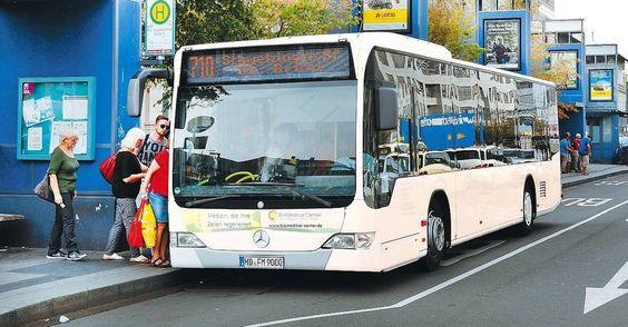 Die Fahrgäste der Linie 710 am Mannheimer Hauptbahnhof staunten nicht schlecht…