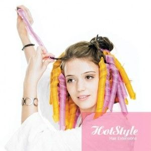 HOTStyle, hair extensions.