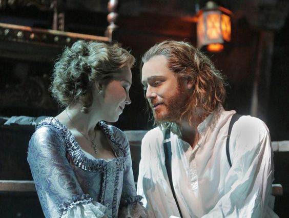 """From @stlpr - """"Reflection: Opera Theatre gives 'Richard the Lionheart' the royal treatment"""""""
