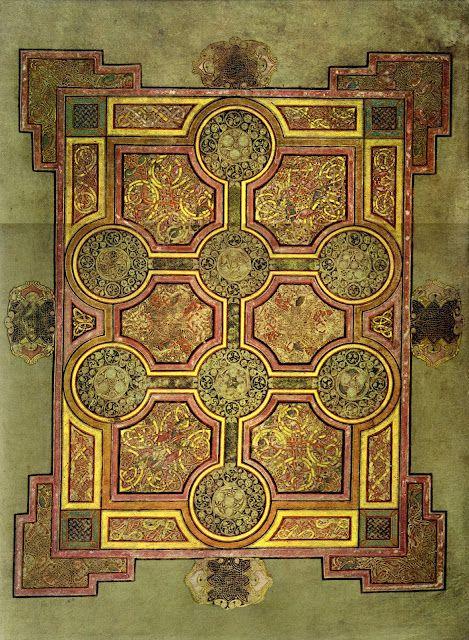 Irish motif