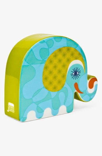 Save your pennies elephant bank jonathan adler kids 39 corner pinterest nordstrom - Jonathan adler elephant ...