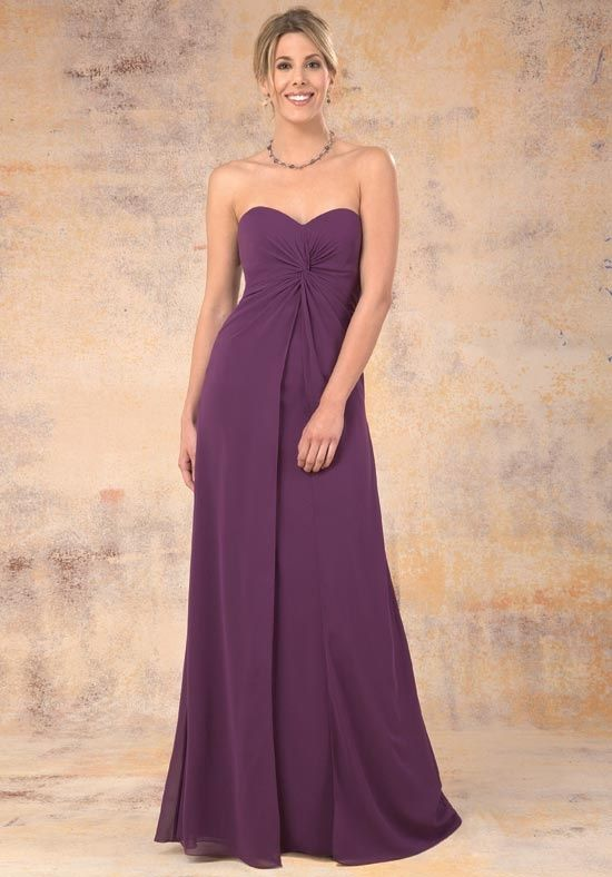 Silhouette A Line Neckline Sweetheart Gown Length Floor Fabric Chiffon Color Various Colors Available Size 0