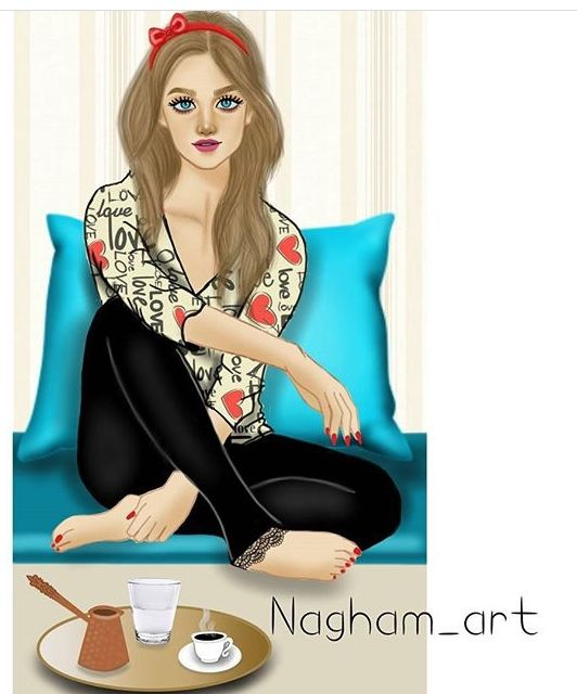 Pin By Shally Melendez On Caricaturas Cute Girl Drawing Girly M Girl Drawing