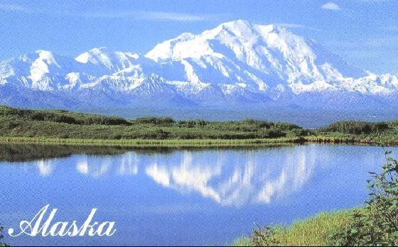 Alaska... dreaming about going there