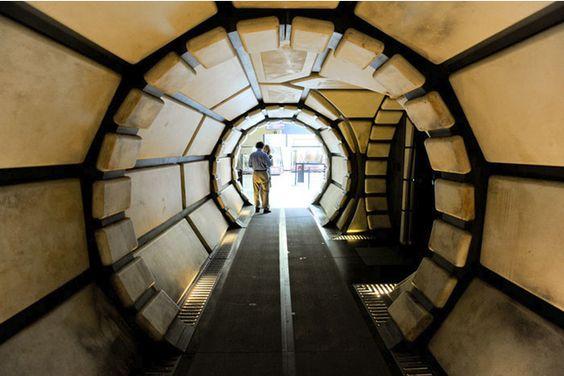 Star Wars Hallway
