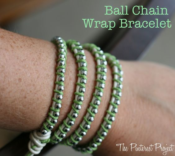 ball chain jewelry