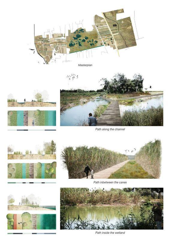 landscape architecture portfolio by elisabetta sanna laminas