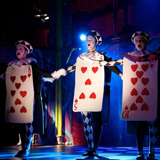 wonderland the musical - Google Search