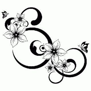 Tatuajes para mujer plantillas o dise os tatuajes - Tattoo disenos a color ...