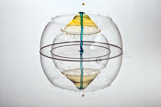 Double bubble in trouble