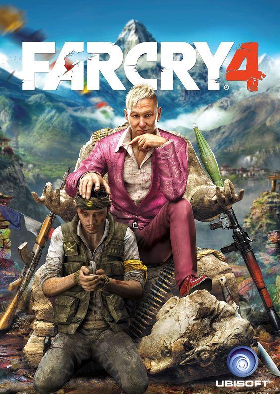 Far Cry 4 announced for Xbox One and PS4, plus last gen. Logan,AAAAHHHHHHHHHH YEEEEEEAAAAAAAAAHHHHHHHHFHHJDBDYKDGRJDJXG CHECK!!!!!!