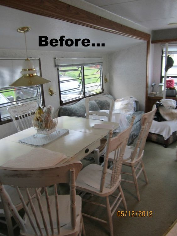 mobile home decorating beach style makeover home
