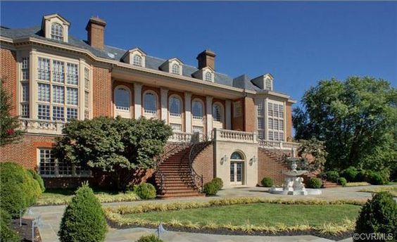 River Run Manor Mansion Exteriors Pinterest Rivers - Ardmore hall luxury residence built by michael knight