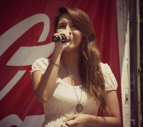 Cuando fui a cantar ♥