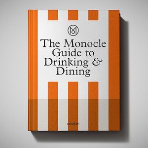 英メディアモノクルより食にフォーカスした書籍発売