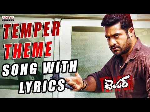 temper video songs hd 1080p blu ray 2015 youtube