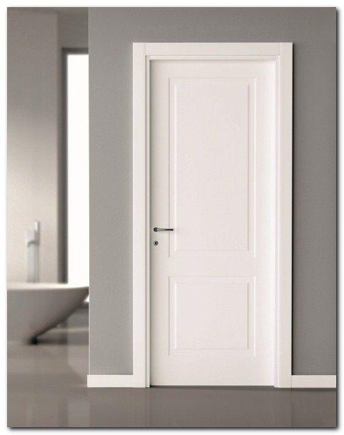 pintu warna putih 1